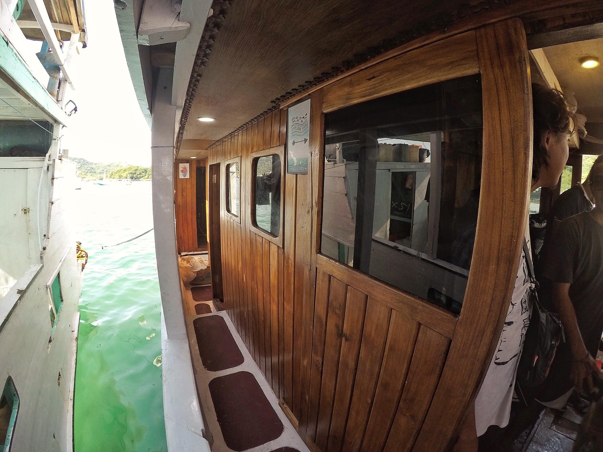Komodo Tour Package 3d2n Sailing Komodo Liveaboard